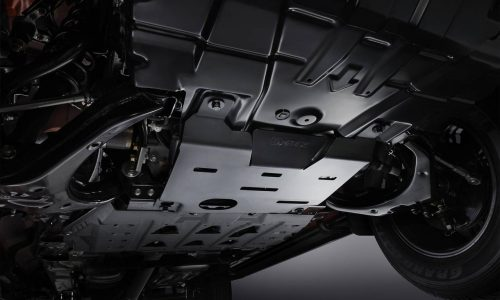 All-New-Isuzu-D-Max-X-terrain----Under-Body-Protection